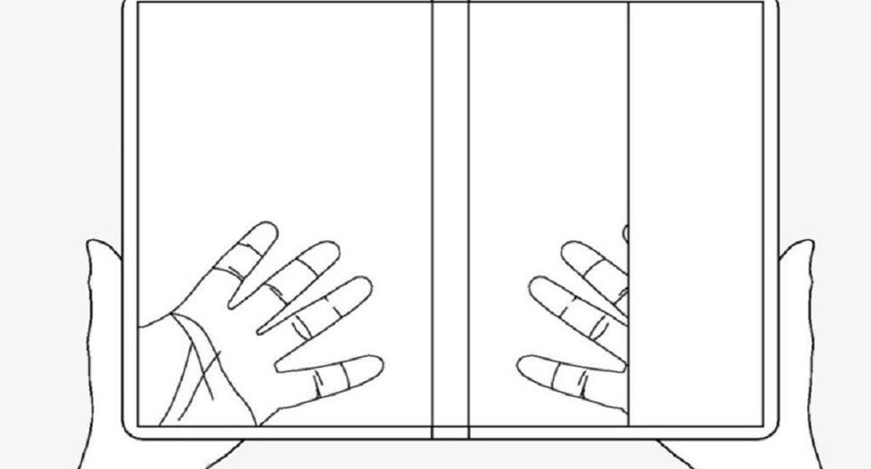 Se filtra un posible celular plegable de LG. ¿Será verdad? (Foto: Letsgo Digital)
