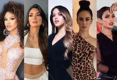 Miss Perú 2020: conoce a las 5 finalistas que competirán por la corona |  FOTOS
