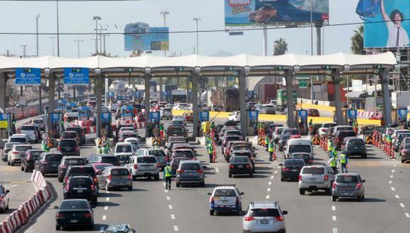 Decenas de ciudadanos piensan viajar este fin de semana largo. (Foto: GEC)