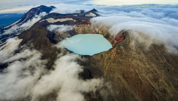 Kamchatka es conocida por su abundancia de minerales. (Getty Images).