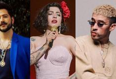 Latin Grammy 2021: todo lo que debes saber de los principales competidores | FOTOS