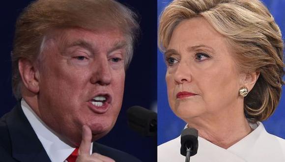"""""""¡Qué mujer tan repugnante!"""", el insulto de Trump a Clinton"""
