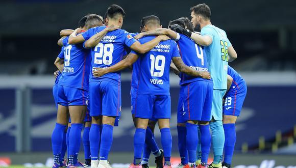 Cruz Azul, bajo la dirección técnica del peruano Juan Reynoso, es líder de la Liga MX con 24 puntos en 10 encuentros disputados | Foto: Cruz Azul