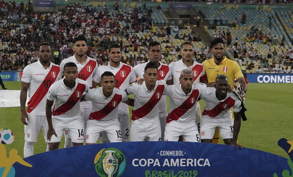 Perú superó a Bolivia y tiene pie y medio en cuartos de final. (Foto: AP)