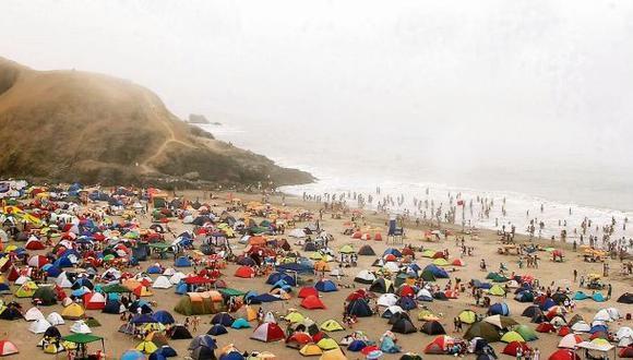 Conoce cuáles son las 25 playas de Lima calificadas saludables