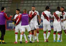 Selección peruana mejoró posición en el Ranking FIFA después de la jornada de Eliminatorias