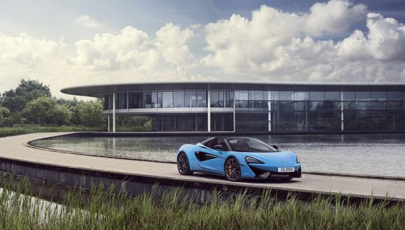 El 90% de unidades fabricadas en Woking son exportados a más de 30 mercados alrededor del mundo. (Foto: McLaren).