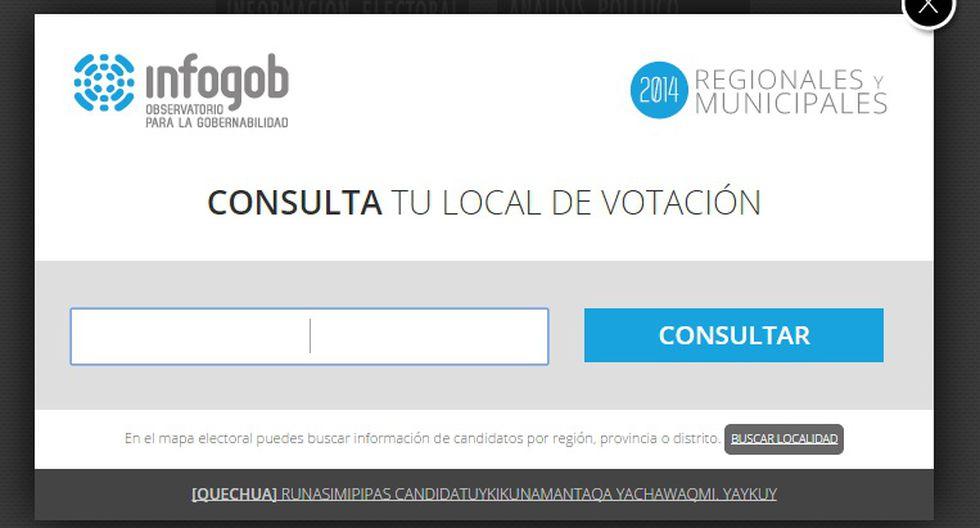 Elecciones: mira tu local de votación en Google Street View - 3