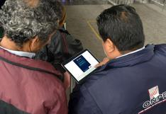 Elecciones 2018: ONPE activó simulador para practicar voto electrónico
