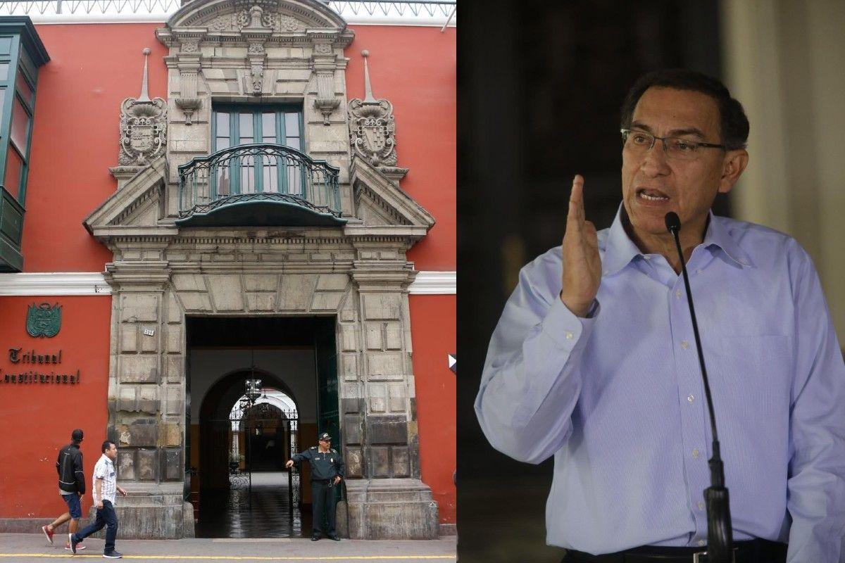 Martín Vizcarra afirma que la sentencia del TC sobre la demanda competencial lo animó a evaluar la posibilidad de postular al Congreso. (Fotos: GEC)