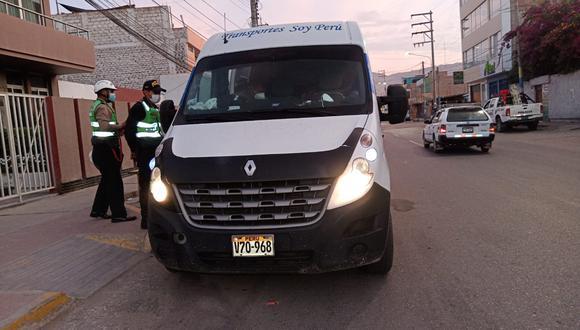 El Juzgado de Familia de Cerro Colorado dispuso el internamiento de los menores en el centro de acogida San Luis Gonzaga. (Foto: PNP-Referencial)