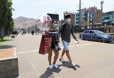 Comercio informal y parejas al aire libre: así luce Lima en San Valentín durante la pandemia del coronavirus