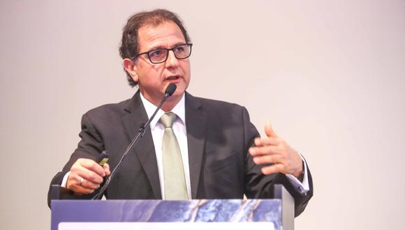 Francisco Ísmodes participó en la conferencia Peru Metals and Mining Summit 2018.(Foto: MEM / Difusión)