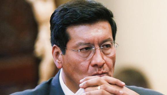 Carlos Paredes fue titular de Transportes y Comunicaciones de julio del 2011 a junio del 2014. (Foto: Dante Piaggio/ Archivo El Comercio)