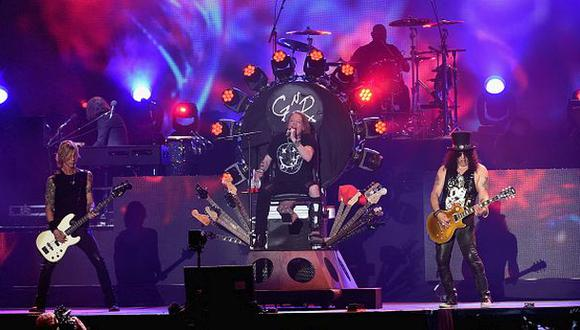 Mira el concierto de Guns N' Roses en Coachella [VIDEO]