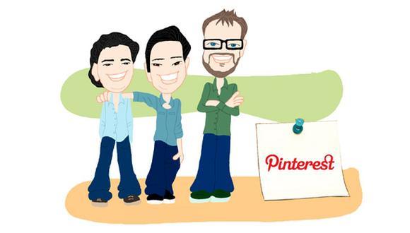 Pinterest: ¿Quién está detrás del éxito de red social?