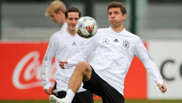 Thomas Müller.l (Foto: AFP)