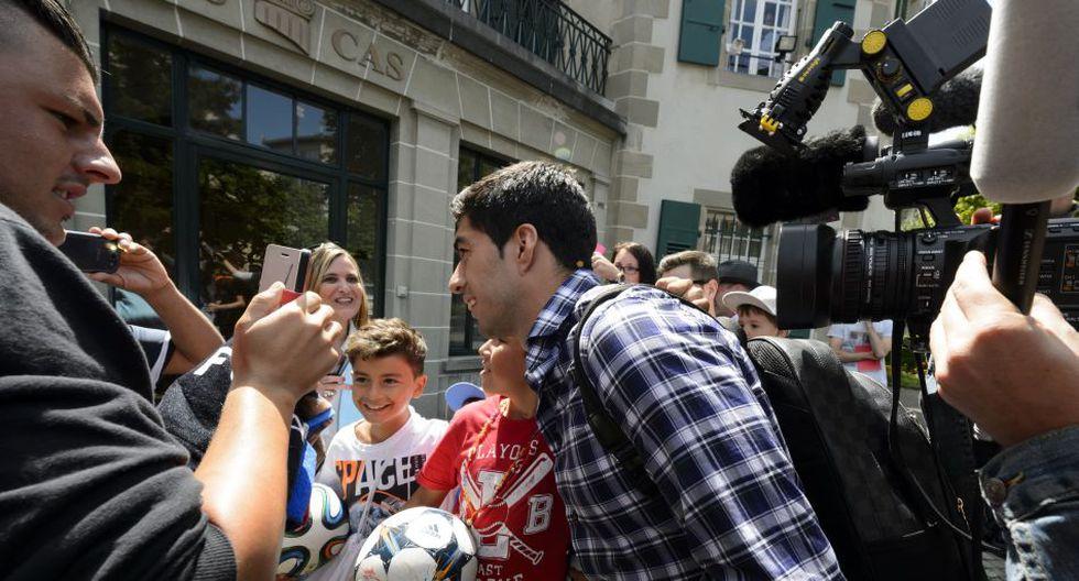 Suárez declaró cinco horas ante el TAS para rebajar su sanción - 14