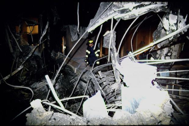 The 1993 World Trade Center bombing killed 6 people and injured more than 1,000.  (Getty Images)