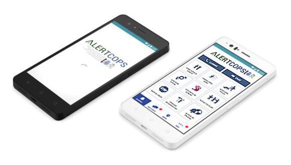 App creada por la policía de España recibe premio internacional