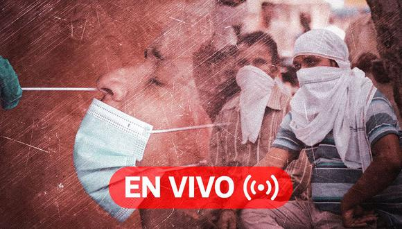 Coronavirus EN VIVO en el mundo | Sigue aquí EN DIRECTO las últimas noticias y conoce las cifras actualizadas de la pandemia COVID-19 en todo el mundo, HOY miércoles 7 de octubre de 2020. (Foto: Diseño El Comercio)