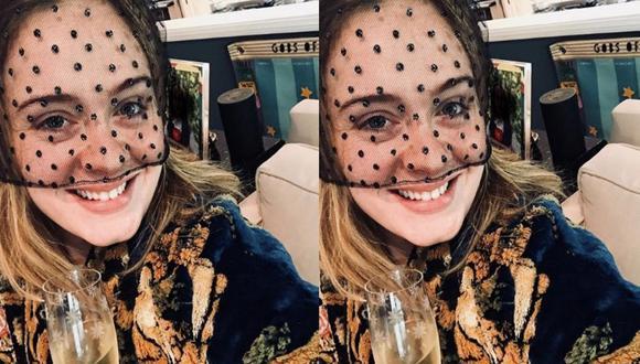 Adele impacta en Instagram por foto de su transformación. (Foto: @adele)