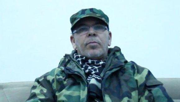 Salah Badi   Estados Unidos sanciona al líder de una de las milicias más poderosas de Libia. (Captura)