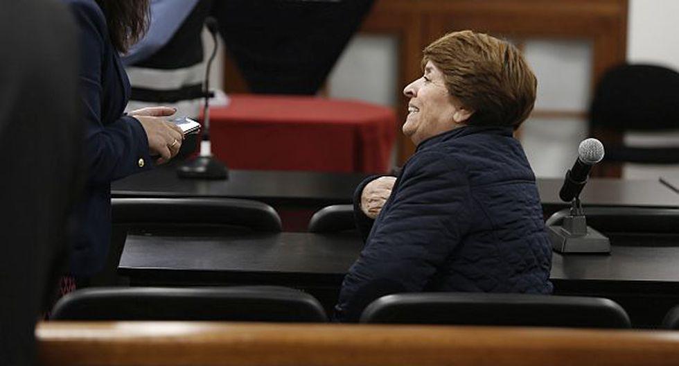 Adriana Tarazona es fundadora de Fuerza Popular. Además ha sido dirigente del partido y asesora de Keiko Fujimori en el Congreso. (Foto: José Rojas)