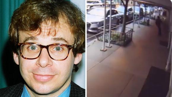 """Rick Moranis, recordado por """"Los cazafantasmas"""", fue víctima de una agresión en Nueva York. (Foto: Twitter / Columbia Pictures)."""