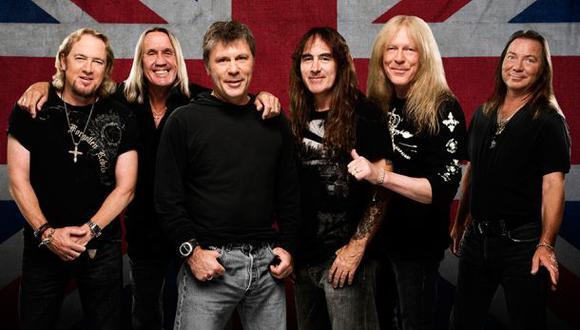 Cruz Roja regaló entradas para Iron Maiden a donantes sangre