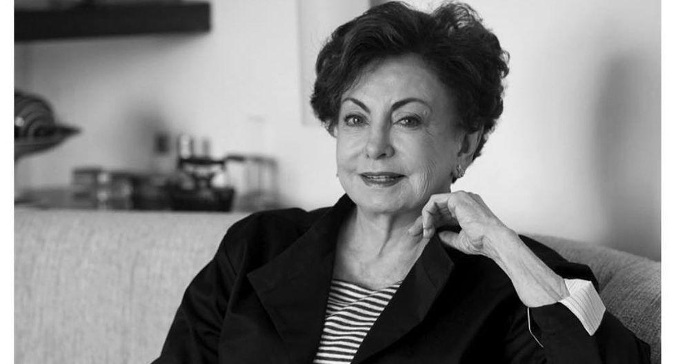 La actriz brasileña, Beatriz Segall, muere a los 92 años. (Foto: Instagram)