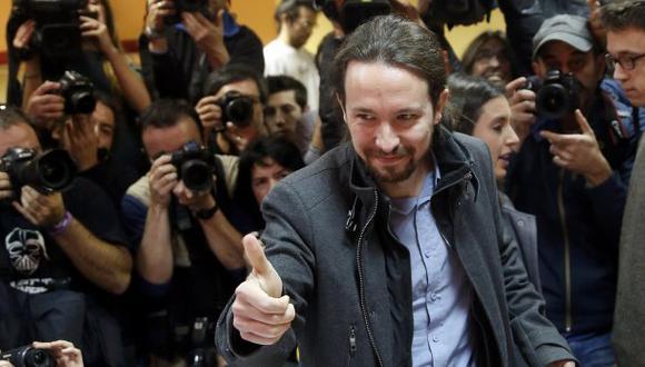 """Iglesias: """"Proceso electoral en España es una nueva transición"""""""