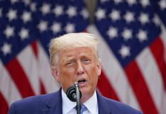 Trump anuncia que Estados Unidos distribuirá 150 millones de pruebas rápidas de coronavirus