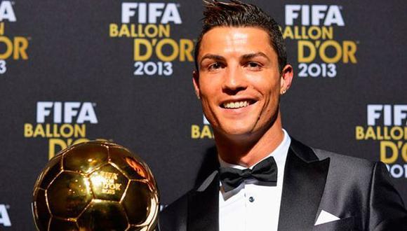 Facebook quiere que Cristiano Ronaldo consiga el Balón de Oro