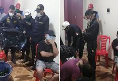 Madre de Dios: ocho funcionarios ediles fueron detenidos por celebrar fiesta en plena cuarentena