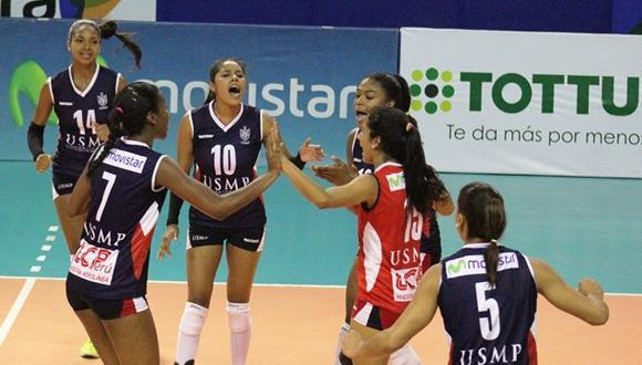Liga Nacional de Vóley: San Martín venció 3-0 a Alianza Lima