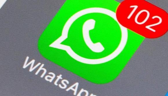 """Conoce la manera para poder marcar una conversación como """"no leída"""" en WhatsApp. (Foto: MAG)"""