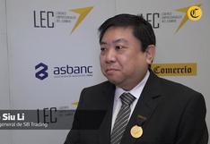 """Premios LEC   SB Trading: """"El Perú es adaptable a todo"""""""