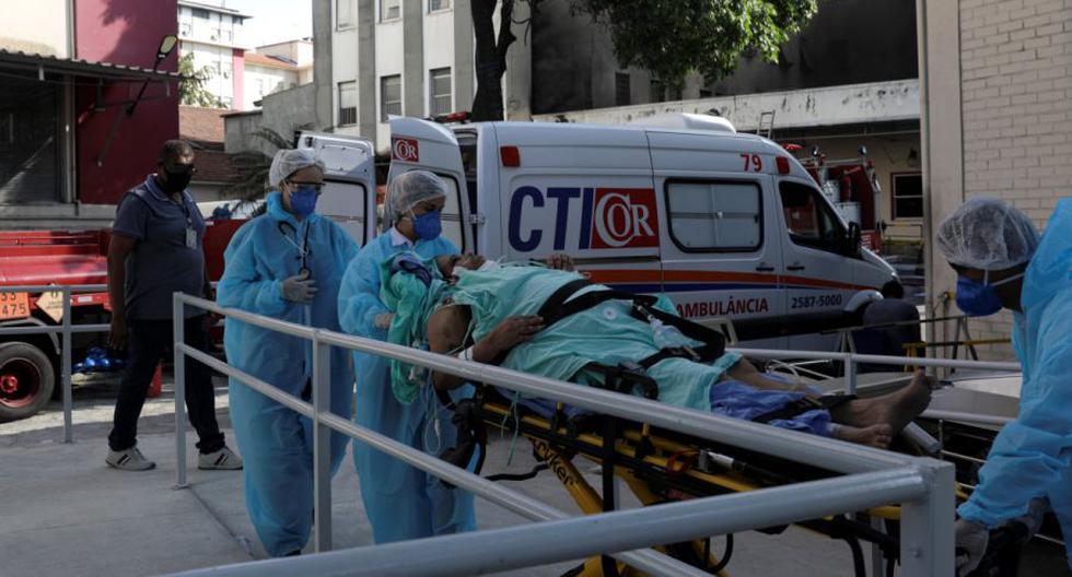 Coronavirus en Brasil | Últimas noticias | Último minuto: reporte de infectados y muertos hoy, viernes 30 de octubre del 2020 | Covid-19 | (Foto: REUTERS/Ricardo Moraes).