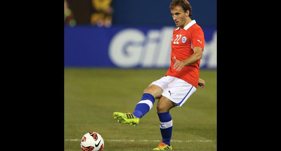 Así llegan los 'extranjeros' chilenos para el duelo ante Perú  - 13
