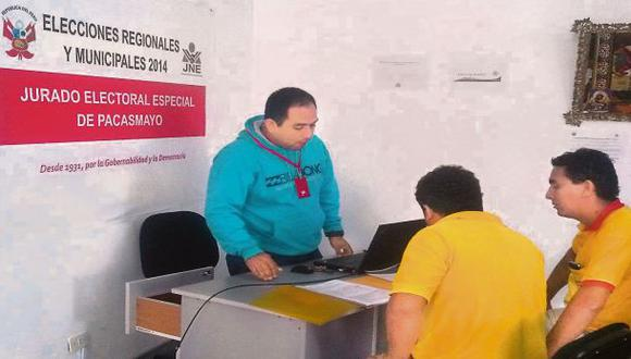 Pacasmayo: presidenta de JEE pedirá garantías para su vida