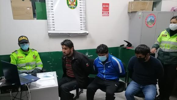 Cusco: dictan 9 meses de prisión preventiva contra dos implicados en muerte de una joven en Montaña de Siete Colores. (Foto: PNP)