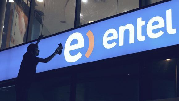 Entel ha alcanzado su mayor nivel desde el 21 de noviembre. (Foto: Halberd Bastion)