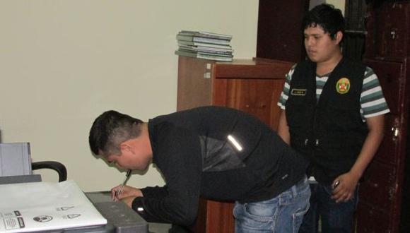 Chimbote: presunto asesino de albañil fue capturado por la PNP