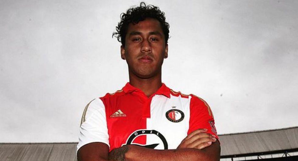 Los once datos que publicó Feyenoord sobre Renato Tapia - 1