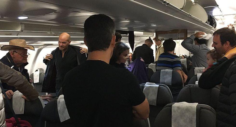 Avianca: 12 heridos en vuelo Lima-Buenos Aires por turbulencia - 2