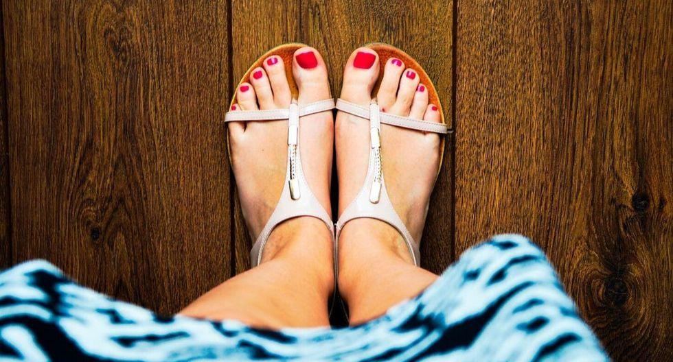 Verano 2020: Cinco consejos para cuidar tus pies durante esta temporada. (Foto: Pixabay)