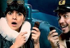 """""""Submarinos"""", una comedia sobre las conspiraciones y misterios en el tiempo   VIDEO"""