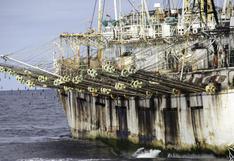 Flota pesquera china que estaba cerca de Galápagos se desplazó hacia el Perú, afirmó el canciller de Ecuador