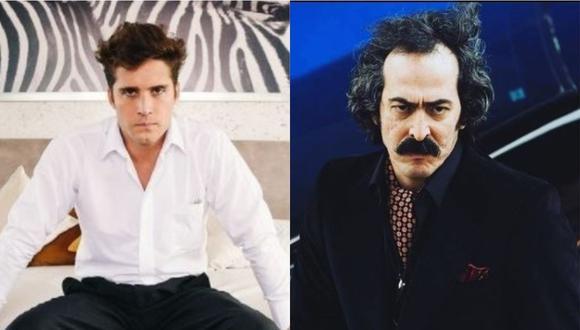 """Actor acusa a Diego Boneta por haberlo agredido en grabaciones de """"Luis Miguel, la serie"""". (Foto: @diego/@martinbello78)"""